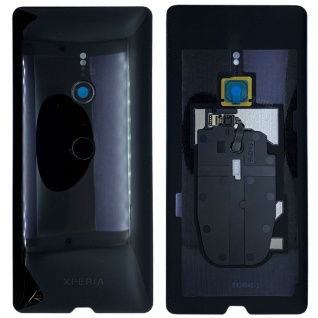 Sony Xperia XZ3 H8416 H9436 H9493 1316-4763 Akku Deckel Batterie Cover Schwarz