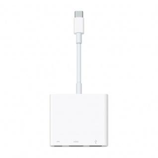 Apple MJ1K2ZM/A USB-C Digital AV Multiport Adapter HDMI USB-C USB 3.1 1 Gen.