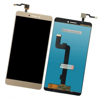 Für Xiaomi Mi MAX Reparatur Display Full LCD Komplett Einheit Touch Gold Neu Top