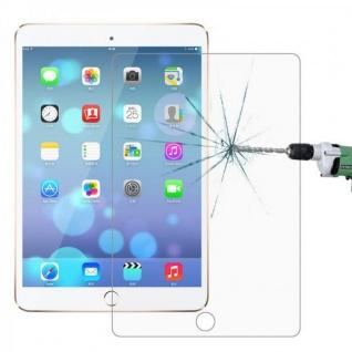 Für Apple iPad Mini 5 7.9 2019 Hybrid Outdoor Blau Tasche Etuis + 0.3 mm H9 Glas - Vorschau 2