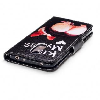Für Huawei P20 Pro Kunstleder Tasche Book Motiv 36 Schutz Hülle Case Cover Etui - Vorschau 5