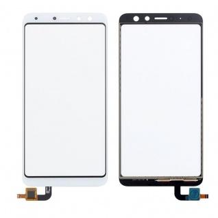 Reparatur Displayglas Touch Screen für Wiko View Prime LCD Reparatur Weiß Ersatz