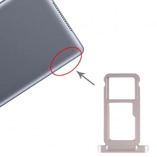 Für Huawei MediaPad M5 10 4G SIM Karten Halter + SIM Halter Gold Ersatzteil Neu