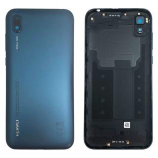 Huawei Akkudeckel Akku Deckel Batterie Cover Blau für Y5 2019 97070WGH Ersatz