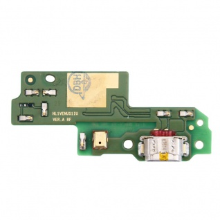 Ladebuchse Dock Connector Flex Kabel für Huawei P9 Lite USB Buchse Mikro Mikrofon Neu