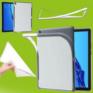 Für Lenovo Tab M10 Plus 10.3 Transparent Tablet Tasche Hülle TPU Silikon dünn