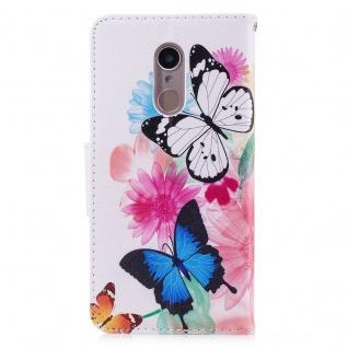 Für Huawei P20 Pro Kunstleder Tasche Book Motiv 39 Schutz Hülle Case Cover Etui - Vorschau 5
