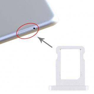 Für Apple iPad Pro 10.5 Zoll 2017 Simkarten Halter Tray Silber Card Ersatzteil
