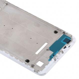 Gehäuse Rahmen Mittelrahmen Deckel für Xiaomi Redmi Note 5 Weiß Ersatzteil Neu - Vorschau 4