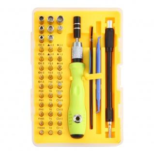 43 in 1 Schraubendreher Set für Smartphone / Tablet Reparaturen Opening Tool Kit