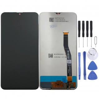 Für Samsung Galaxy M20 Display Full LCD Touch Screen Ersatz Reparatur Schwarz