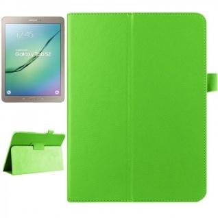 Schutzhülle Grün Tasche für Samsung Galaxy Tab S2 9.7 SM T810 T815N Hülle Case