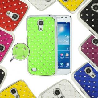 Hardcase Diamant Hülle Case Cover Schale Cover Zubehör für Samsung Galaxy Neu