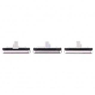 Für Samsung Galaxy S7 Sidekeys Seitentasten Silber Ersatzteil Zubehör Reparatur - Vorschau 2