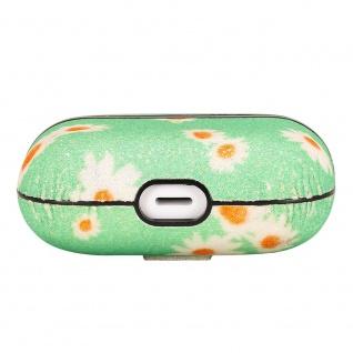 Apple Airpods Pro Cover Ring Grün Schutzhülle Cover Tasche Case Etui Halter - Vorschau 5