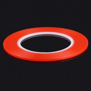 1mm Starkes Doppelseitiges Montage Klebeband für Handy Display Reparatur etc 25m