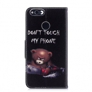 Schutzhülle Motiv 21 für Huawei Honor 7X Tasche Hülle Case Zubehör Cover Etui - Vorschau 4