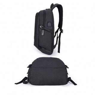Multi Funktions Rucksack für Smartphone / Tablet / Laptop Reisen Hülle Tasche - Vorschau 5