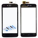 Reparatur Display TouchScreen Digitizer Schwarz für Wiko Birdy Flex Ersatzteil