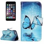 Schutzhülle Muster 71 für Apple iPhone 7 Bookcover Tasche Case Hülle Wallet Etui