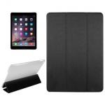 Deluxe Smartcover Schutz Case Etui Zubehör für Apple iPad Air 2 Hülle schwarz