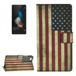 Schutzhülle Muster 10 für Huawei Ascend P8 Lite Bookcover Tasche Hülle Wallet7