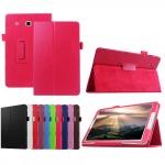 Schutzhülle Pink Tasche für Samsung Galaxy Tab E 9.6 SM T560 T561 Hülle Case Neu