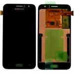 Display LCD Komplettset GH97-18224C Schwarz für Samsung Galaxy J1 J120F 2016 Neu