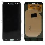 Display LCD Komplettset GH97-20736A Schwarz für Samsung Galaxy J7 J730F 2017 Neu