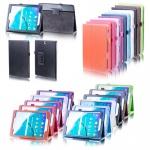 Schutzhülle Tasche aufstellbar für verschiedene Tablet Hülle Case Etui Zubehör