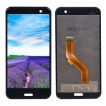 Ersatz Display LCD Komplett Einheit für HTC U11 Reparatur Schwarz Ersatz Neu Top