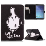 Schutzhülle Motiv 83 Tasche für Samsung Galaxy Tab E 9.6 T560 Hülle Case Cover