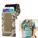 Outdoor Tarn Tasche Hülle Case Zubehör für Smartphones 17cm x 8.3 cm x 3, 5 cm