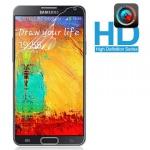 Displayschutzfolie für Samsung Galaxy Note 3 N9000 N9005 Zubehör + Poliertuch