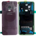 Samsung GH82-15865B Akkudeckel Deckel für Galaxy S9 G960F + Klebepad Lila Neu