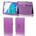 Für Huawei MediaPad M5 8.4 Schutzhülle Lila Tasche Hülle Case Cover Etui Neu Top