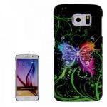 Hardcase Motiv 22 für Samsung Galaxy S6 G920 G920F Hülle Case Cover Tasche Neu