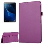 Schutzhülle Lila Tasche für Samsung Galaxy Tab A 10.1 T580 / T585 Hülle Case Neu
