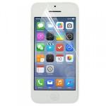 Displayschutzfolie für Apple iPhone 5C Zubehör + Poliertuch