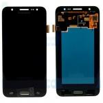 Display LCD Komplettset GH97-17667B Schwarz für Samsung Galaxy J5 J500 J500F Neu