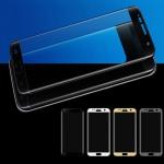 Gebogen 0, 3 mm H9 gebogenes Panzerglas Folie für Samsung Galaxy S7 Edge G935 F