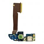 Ladebuchse Dock Flexkabel für HTC One M8 + Mikrofon