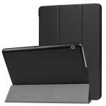 Smartcover Schwarz Cover Tasche für Huawei MediaPad T3 10 Hülle Etui Case Neu