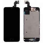 All in One Display LCD Komplett Ersatz Touch kompatibel Apple iPhone 5S Schwarz