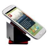 Wireless Ladestation + Pad Ladepad für Samsung Galaxy S5 G900 G900F QI Schwarz