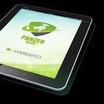 0, 4 mm H9 Hartglas Echt Glas Tempered für Apple iPad 2 / 3 / 4 Schutz Folie