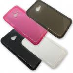 Silikon Hülle für Samsung Galaxy Xcover 4 G390F Tasche Case Schutz Cover Etui