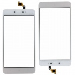 Reparatur Displayglas Touch Screen für Wiko Lenny 4 Plus LCD Reparatur Weiß Neu