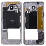 Mittelrahmen Rahmen Kamera Glas Gehäuse f. Samsung Galaxy A5 2016 Speaker Black