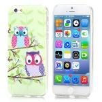 Günstige Hülle Schutz Silikon TPU für Apple iPhone 6 4.7 Handyzubehör Motiv 15